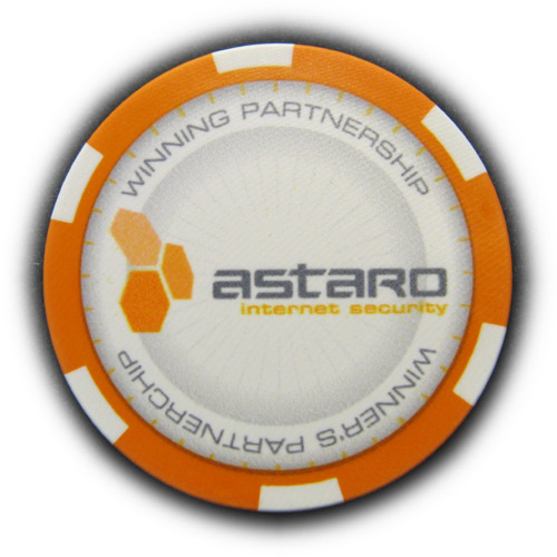 Promotion Chip astaro Internet Security